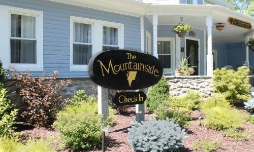 Mountainside Restaurant Barryville NY