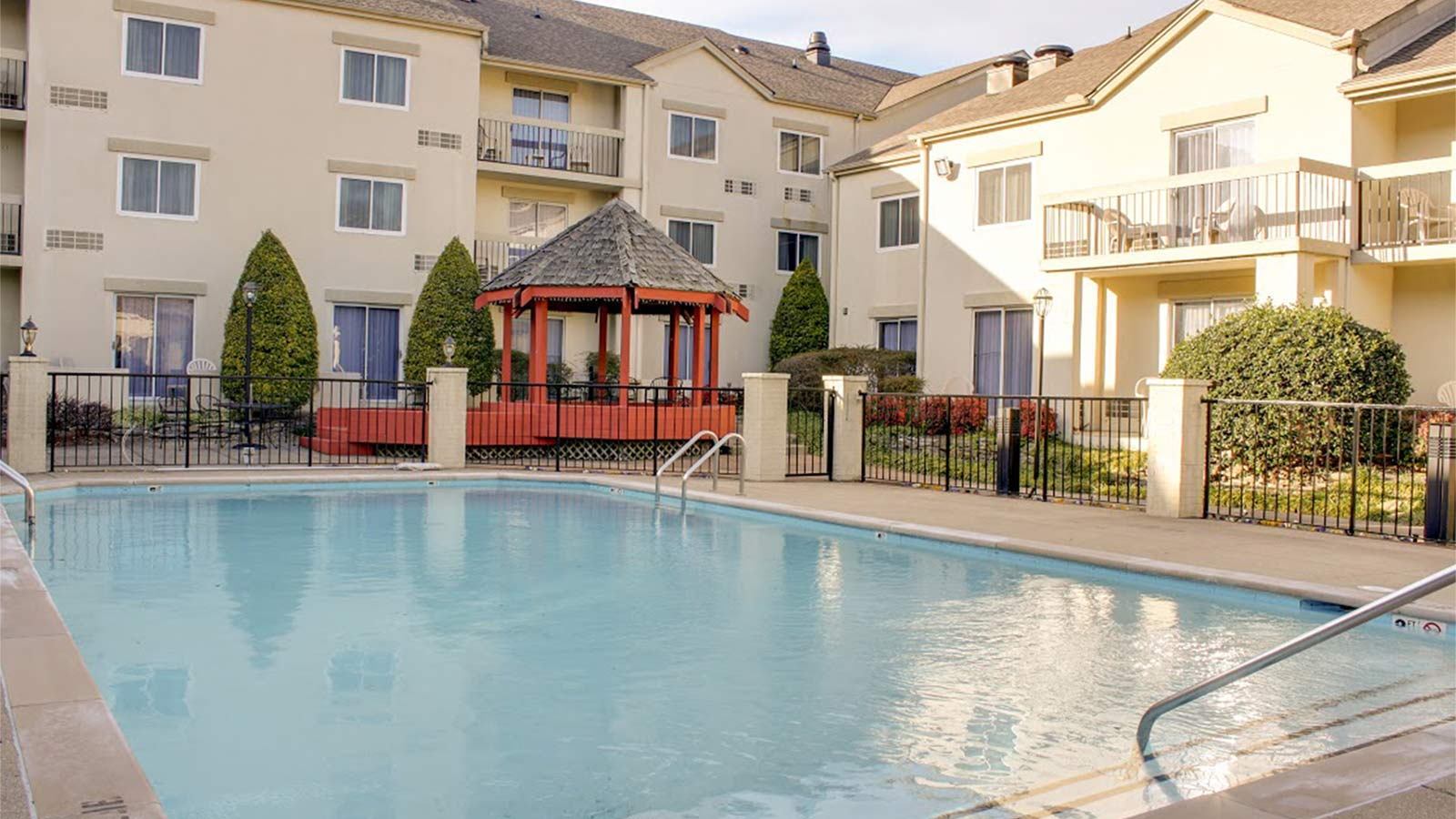 ClubHotel Nashville Inn Suites Hotel Area Guide
