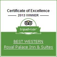 Best Western Royal Palace Inn Suites Hotel Los Angeles United