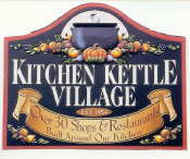 Kitchen Kettle Village Intercourse Harvest Drive Family Inn