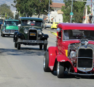 Cruzin For Life Benefit Car Show Santa Maria California Oxford - Pismo beach car show