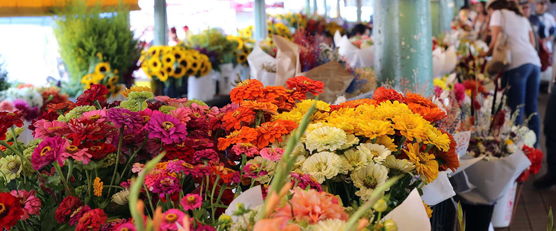 Local Market Flowers