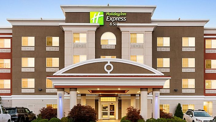 Holiday Inn Express Klamath Falls Oregon exterior