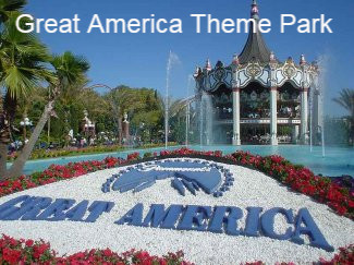 Great America Theme Park