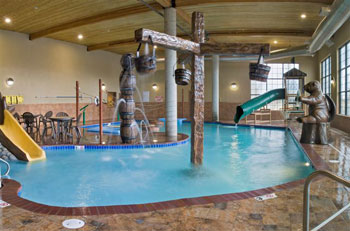 Lo Ng For A Place Where The Kids Can Have A Great Time And You Can Still Relax The Best Western Plus Kelly Inn Suites Offers 89 Attractively Decorated