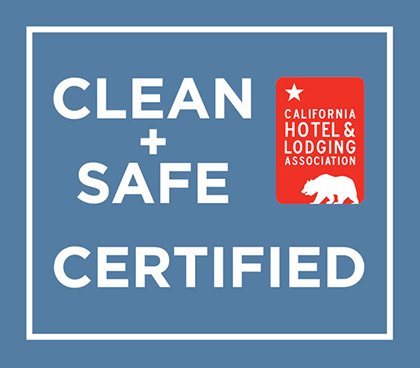 California Hotel & Lodging Association - Clean Safe Certified