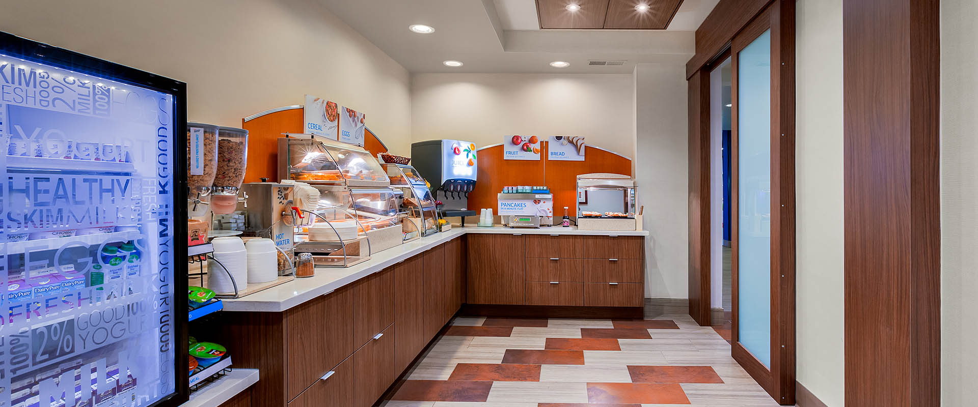 IHG hotel, Oroville, California, coporate, travel, SMART breakfast