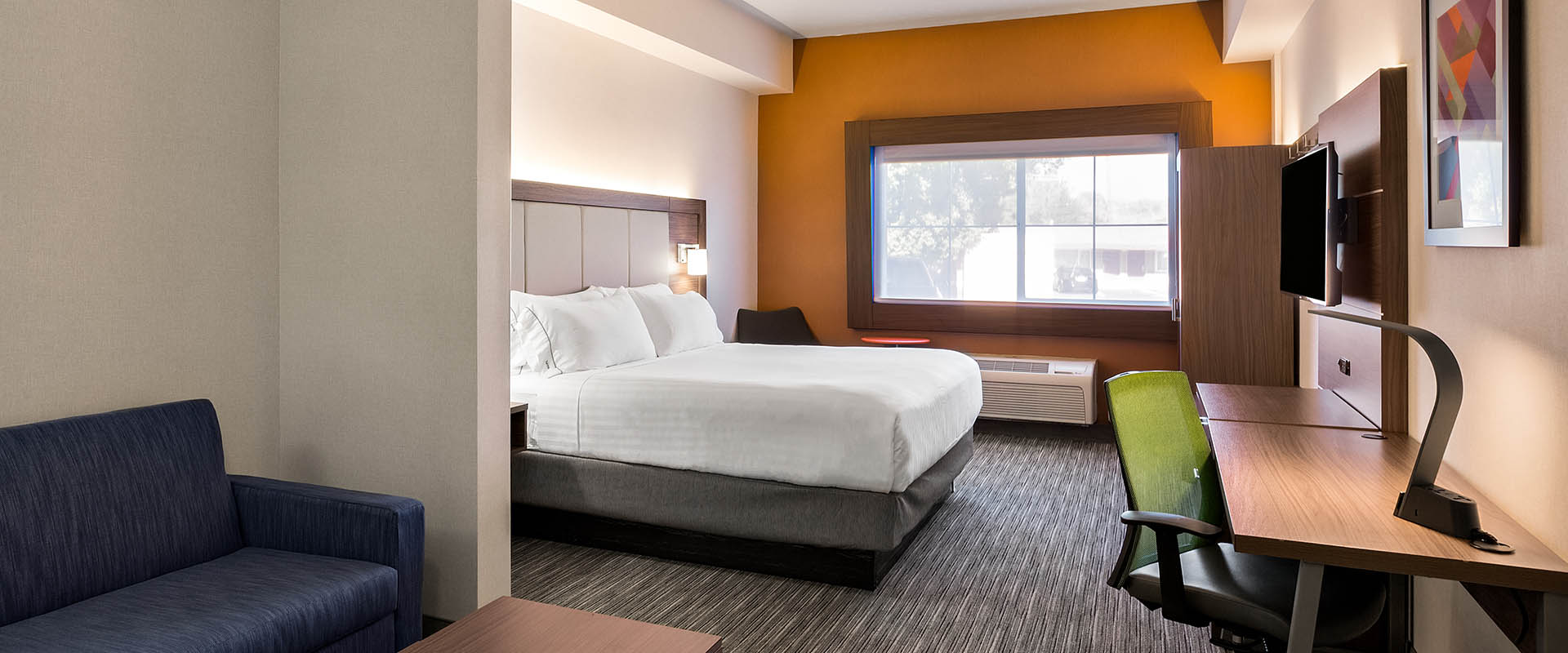 Orovlle hotel, IHG hotel, California, travel, lodging
